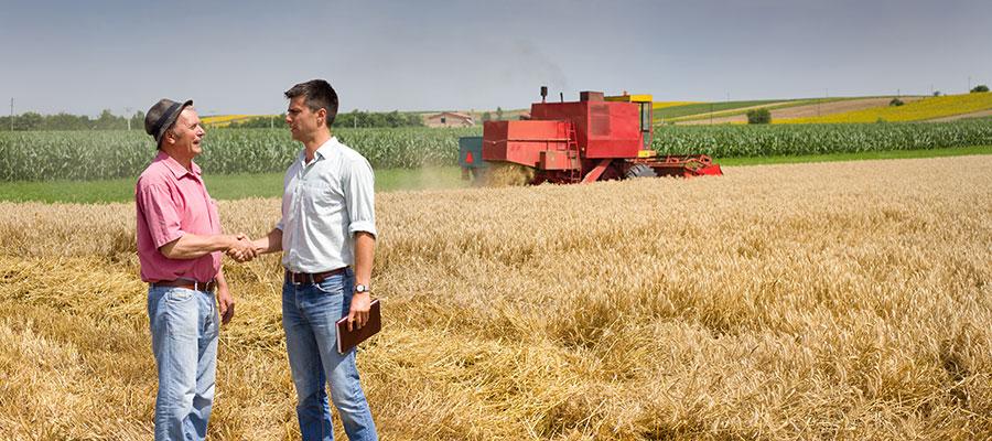 Банковские кредиты фермерам