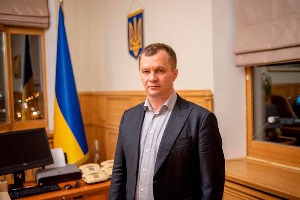 Министр экономики Т. Милованов